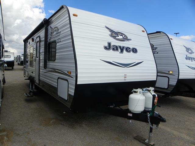 New 2016 Jayco JAY FLIGHT SLX 264BHW Travel Trailer For Sale