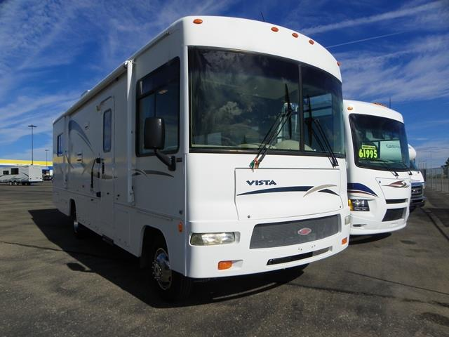 Used 2007 Winnebago Vista 30B Class A - Gas For Sale