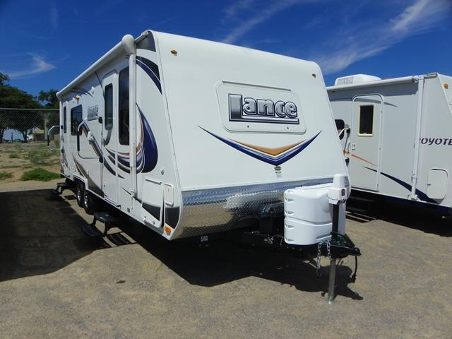 Used 2014 Lance Lance 2285 Travel Trailer For Sale