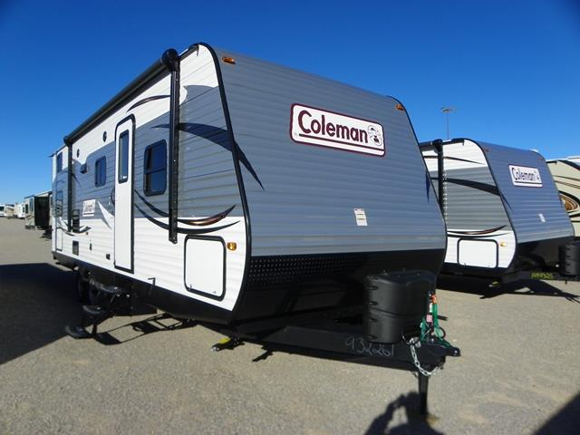 New 2016 Coleman Coleman CTS262BH Travel Trailer For Sale