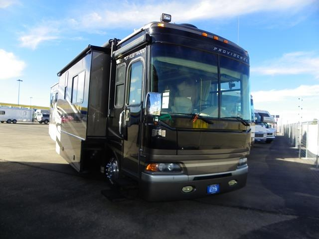 Used 2007 Fleetwood Providence 40E Class A - Diesel For Sale