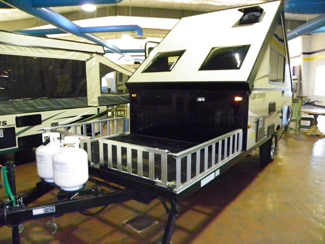 Used 2016 Jayco JAY SERIES HARDWALL 12HFD Pop Up For Sale
