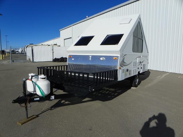 Used 2013 Forest River Rockwood Premier A122TH Pop Up For Sale