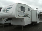 Used 2006 Forest River Wildcat 30LSWB Fifth Wheel For Sale