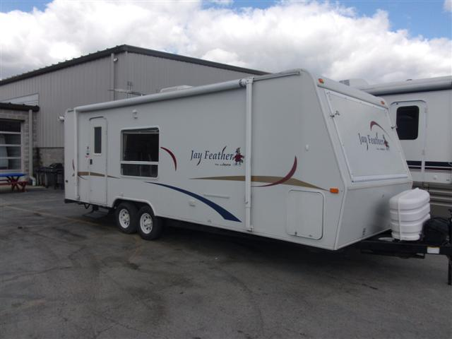 Buy a Used Jayco Jay Feather in Bath, NY.