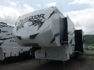 New 2014 Keystone Raptor 297SE Fifth Wheel Toyhauler For Sale