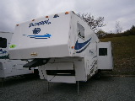 Used 2006 Mckenzie Towables Starwood 33 Fifth Wheel For Sale