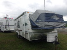 Used 2009 Kodiak Kodiak 23TT Hybrid Travel Trailer For Sale