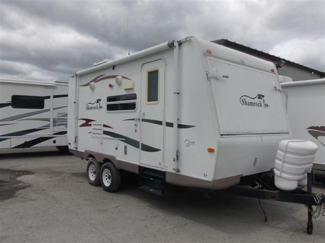 Buy a Used Rockwood Rv Shamrock in Bath, NY.