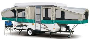 Used 2007 Viking Viking 2308ST Pop Up For Sale