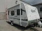 New 2012 Jayco SWIFT 145RD Travel Trailer For Sale
