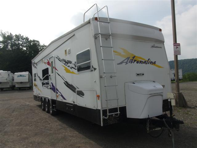 Buy a Used Coachmen Adrenaline in Bath, NY.