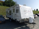 New 2008 Dutchmen Freedom Spirit 18D Travel Trailer For Sale