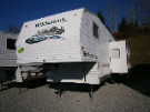 New 2004 Wildwood Rv Wildwood 28BHSS Fifth Wheel For Sale