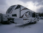 Used 2013 Dutchmen VOLTAGE 3795 Fifth Wheel For Sale