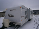 Used 2010 Dutchmen Kodiak 30BHS Travel Trailer For Sale