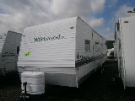 Used 2005 Forest River Wildwood 31QB         Travel Trailer For Sale