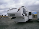 Used 2011 Keystone Cougar 293SAB Fifth Wheel For Sale