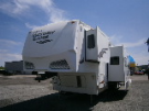 Used 2008 Dutchmen Victory Lane 365 Fifth Wheel Toyhauler For Sale