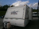 New 2003 Skamper Kodiak 23 Hybrid Travel Trailer For Sale