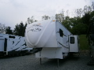 Used 2011 Wildwood Rv HERITAGE GLEN 316 Fifth Wheel For Sale