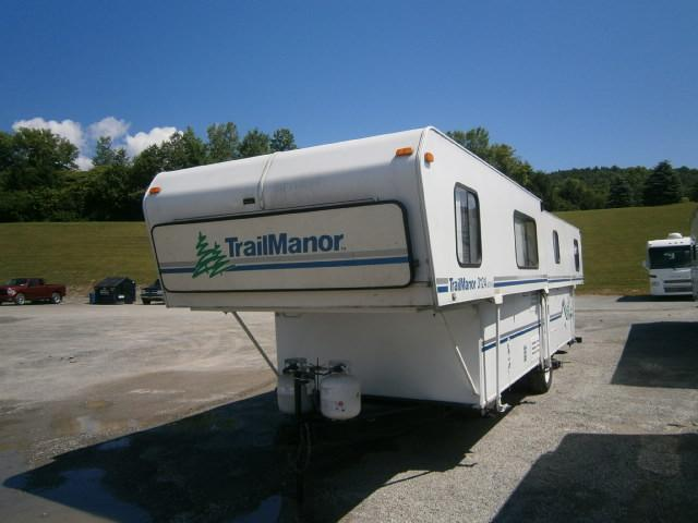 Used 2000 Trailmanor Trail Manor