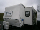 New 2002 Forest River Sierra 33FKS Travel Trailer For Sale