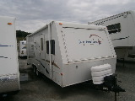 Used 2006 Jayco Jay Feather 23B Hybrid Travel Trailer For Sale