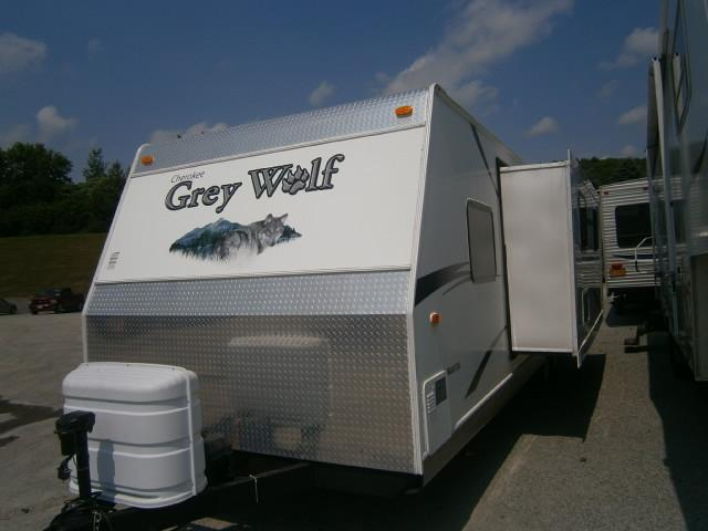 2009 Forest River Grey Wolf
