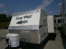 New 2009 Forest River Grey Wolf 28BH Travel Trailer For Sale