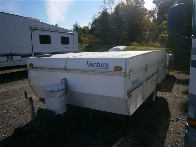 Used 1999 Starcraft Venture 2407 Pop Up For Sale