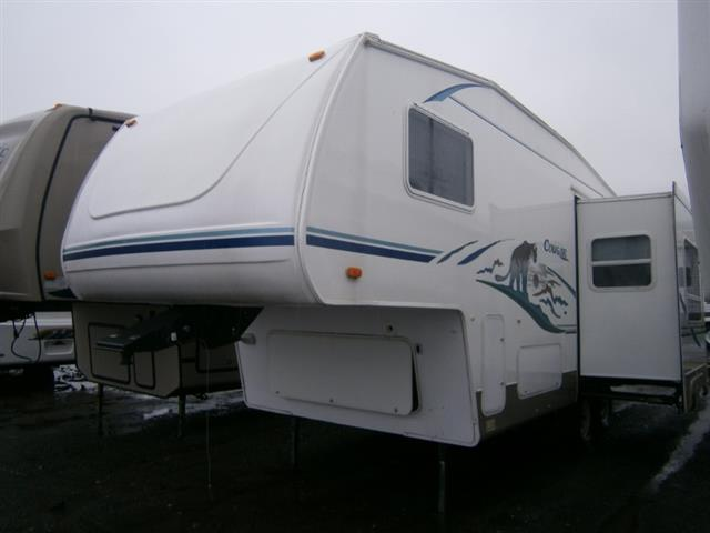Used 2003 Keystone Cougar 24RKDS Fifth Wheel For Sale