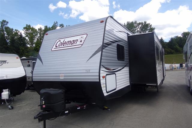 New 2015 Coleman Coleman CTS314BH Travel Trailer For Sale