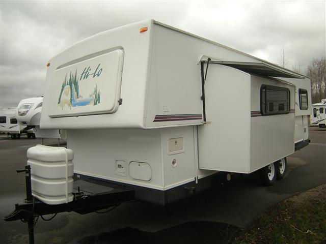 Hilo Travel Trailer http://www.campingworldofnorthernmichigan.com/travel-trailer/2004/hi-lo-hilo/131456