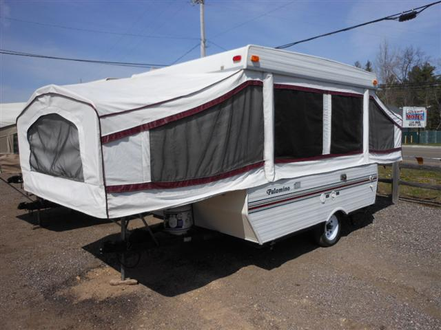 Camping Trailers Michigan With Beautiful Example In