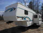 Used 1997 Gulfstream Yellowstone 33RKSS Fifth Wheel For Sale