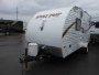 Used 2012 Cherokee WOLF PUP 16B Travel Trailer For Sale