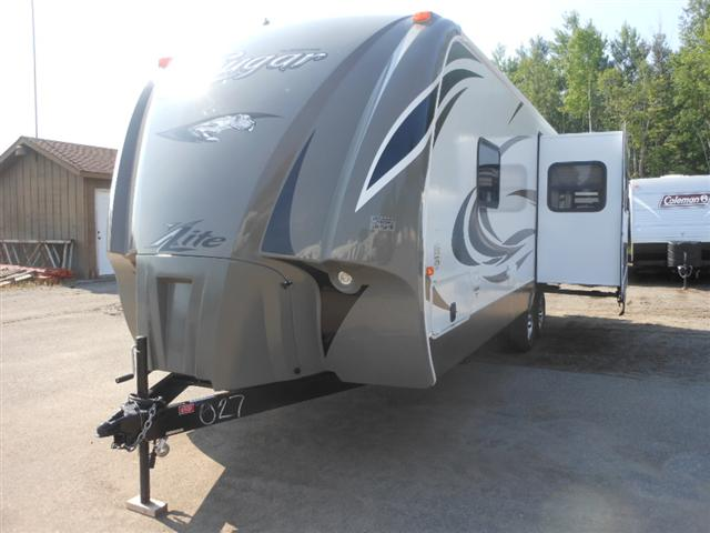 Buy a New Keystone Cougar in Houghton Lake, MI.