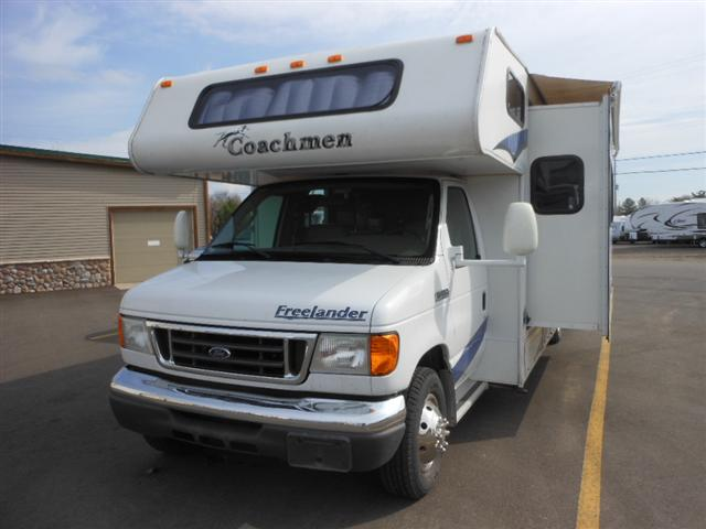 Buy a Used Coachmen Freelander in Houghton Lake, MI.