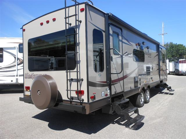 Buy  Rockwood Windjammer W Travel Trailer Diamond Package