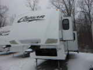 Used 2009 Keystone Cougar 292RKS Fifth Wheel For Sale