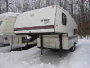 Used 1993 Fleetwood Terry 23.5 Fifth Wheel For Sale
