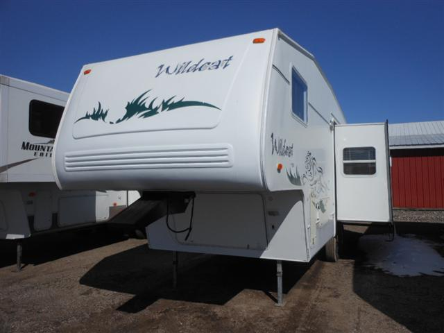 Buy a Used Forest River Wildcat in Houghton Lake, MI.