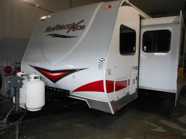 2012 Cruiser RVs Funfinder