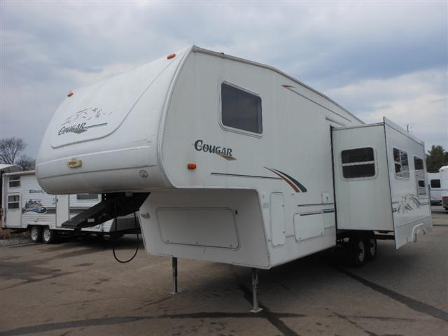 Buy a Used Keystone Cougar in Houghton Lake, MI.