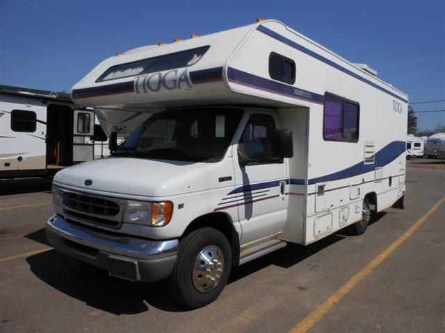 Used 1998 Fleetwood Tioga Class C Motorhomes For Sale In
