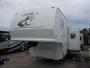 Used 2005 Forest River Cherokee 28BH Fifth Wheel For Sale