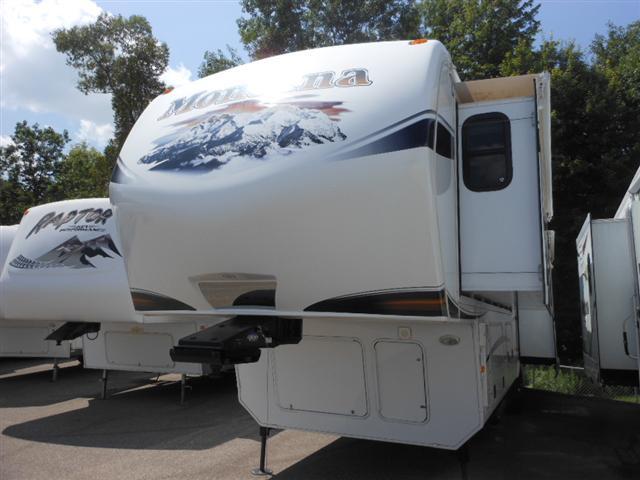 Used 2012 Keystone Montana 3700 Fifth Wheel For Sale