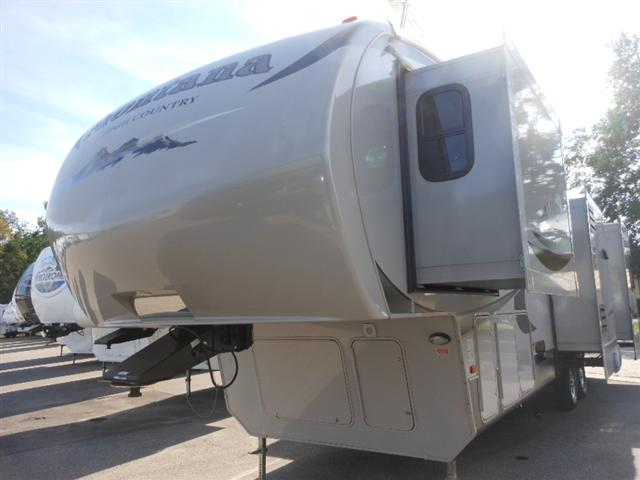Used 2011 Keystone Montana 343RL Fifth Wheel For Sale
