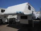 Used 2007 SIX PAC SIX PAC D650 Truck Camper For Sale